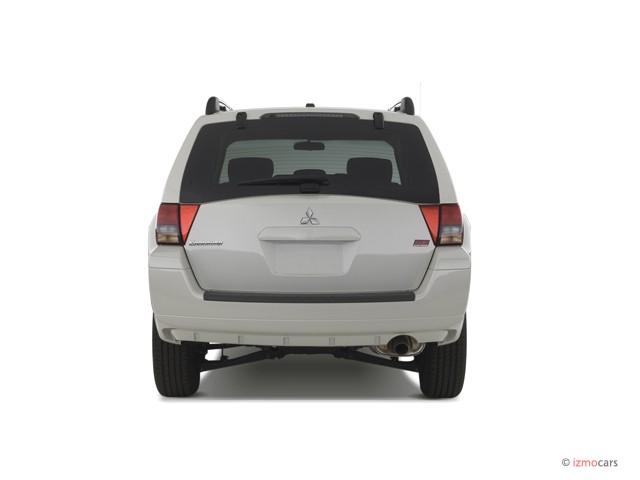 Image: 2007 Mitsubishi Endeavor FWD 4-door SE Rear ...
