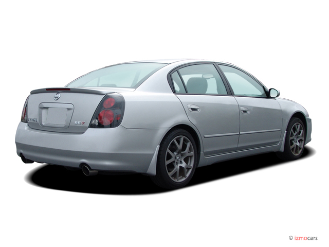 image 2006 nissan altima 4 door sedan 3 5 se r auto angular rear exterior view size 640 x 480. Black Bedroom Furniture Sets. Home Design Ideas