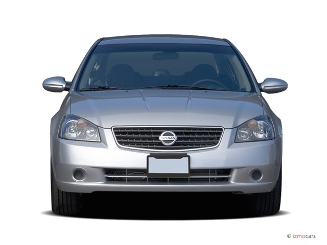 Image 2006 Nissan Altima 4 Door Sedan 2 5 S Auto Front