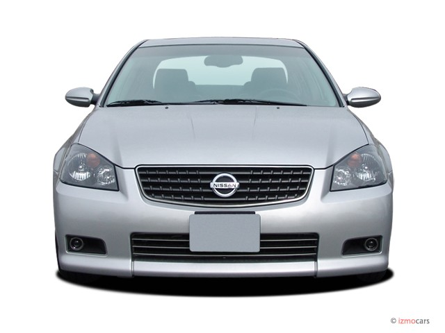 image 2006 nissan altima 4 door sedan 3 5 se r auto front. Black Bedroom Furniture Sets. Home Design Ideas