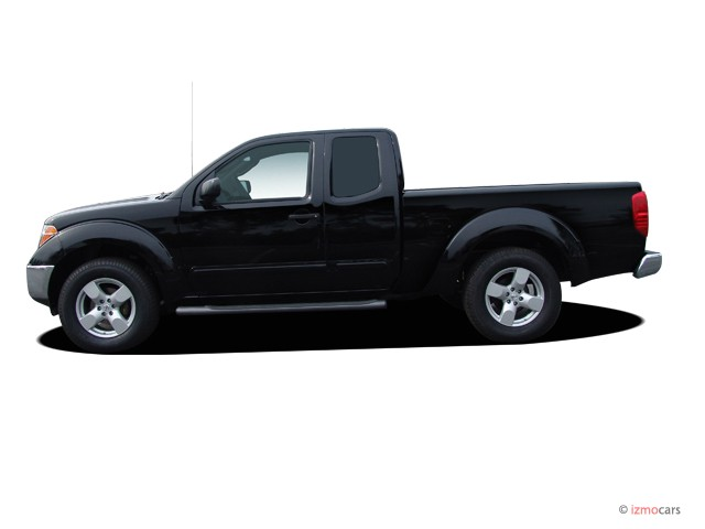 image 2006 nissan frontier le king cab v6 auto 2wd side exterior view size 640 x 480 type. Black Bedroom Furniture Sets. Home Design Ideas