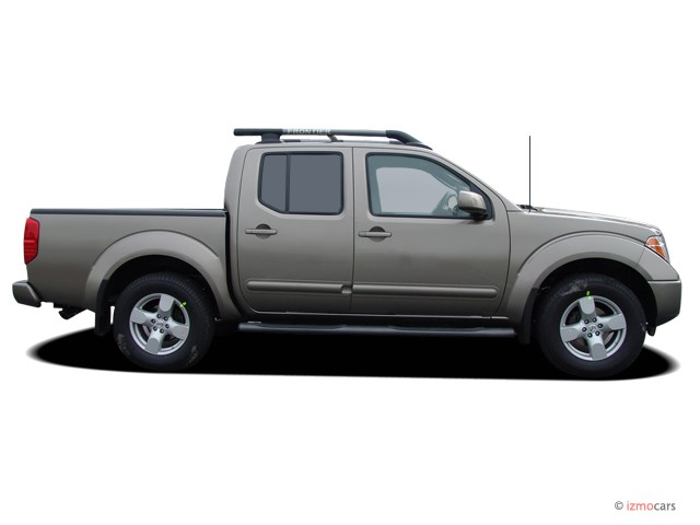 image 2006 nissan frontier le crew cab v6 auto 4wd side exterior view size 640 x 480 type. Black Bedroom Furniture Sets. Home Design Ideas