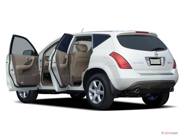 image 2006 nissan murano 4 door se v6 awd open doors size 640 x 480 type gif posted on. Black Bedroom Furniture Sets. Home Design Ideas