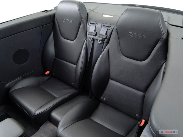 image 2006 pontiac g6 2 door convertible gtp rear seats. Black Bedroom Furniture Sets. Home Design Ideas