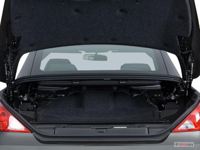 Image 2006 Pontiac G6 2 Door Convertible Gtp Trunk Size