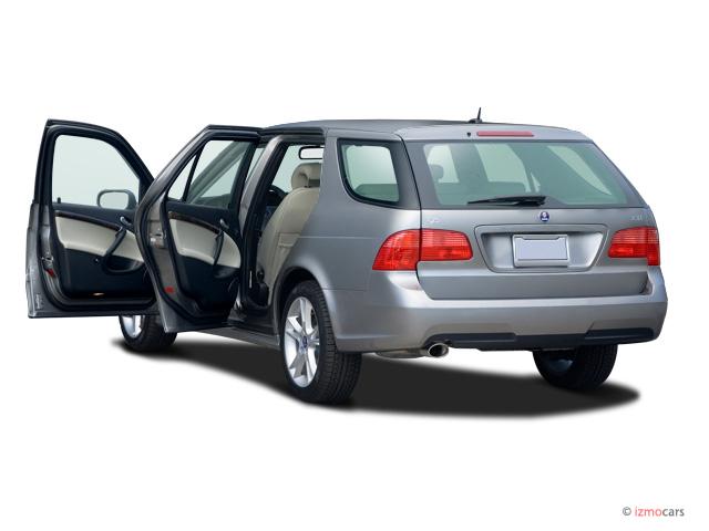 image 2006 saab 9 5 4 door wagon 2 3t open doors size. Black Bedroom Furniture Sets. Home Design Ideas