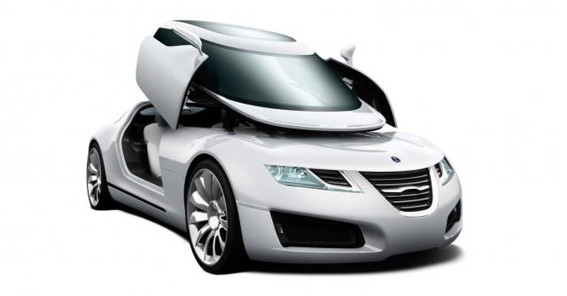 2006 Saab Aero-X Concept
