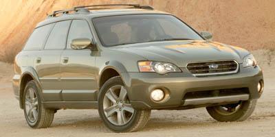 2006 Subaru Legacy Wagon Outback 3.0 R