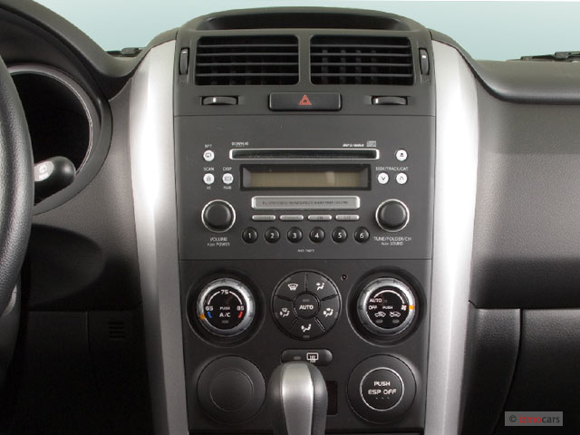 image 2006 suzuki grand vitara 4 door auto 4wd instrument. Black Bedroom Furniture Sets. Home Design Ideas