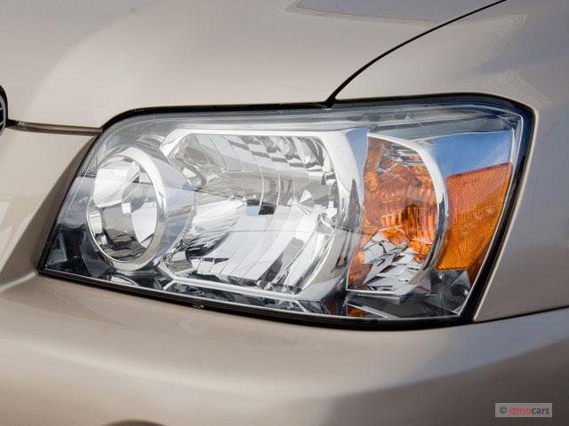 Image: 2006 Toyota Highlander Hybrid 4-door 2WD LTD (Natl ...