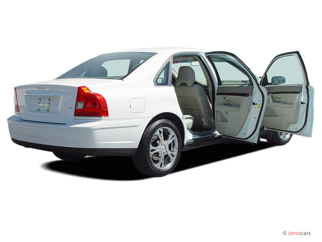 2006 Volvo S80 2.5L Turbo Auto Open Doors