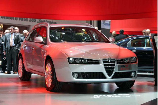 2006 Alfa Romeo 159 Sportwagon