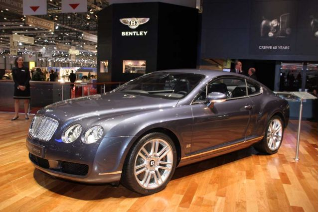 2006 Bentley Continental GT Diamond Series