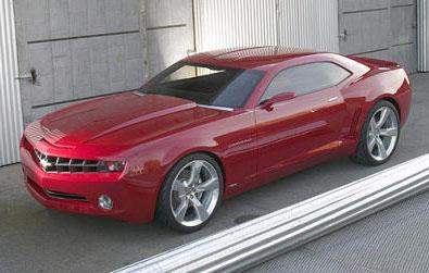 2006 Chevrolet Camaro concept