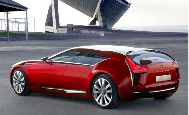 2006 Citroen C-M?tisse Concept