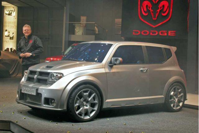 2006 Dodge Hornet concept. Geneva Motor Show