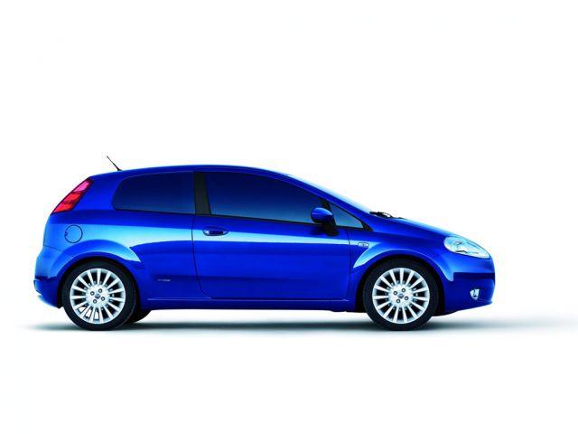2006 Fiat Punto