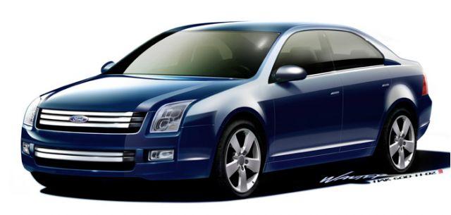 2006 Ford Futura