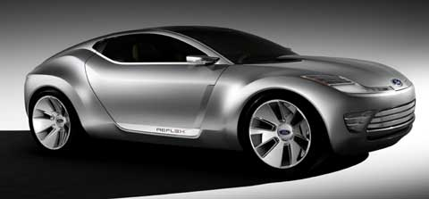 2006 Ford Reflex concept