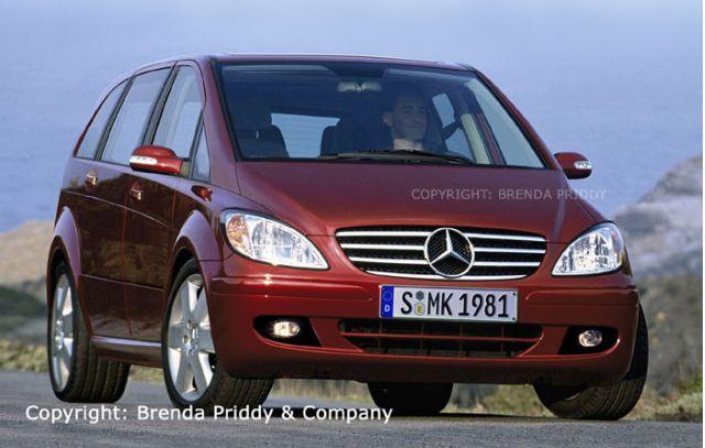 2006 Mercedes-Benz CST