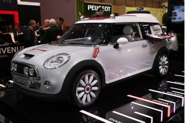 2006 MINI Geneva Concept