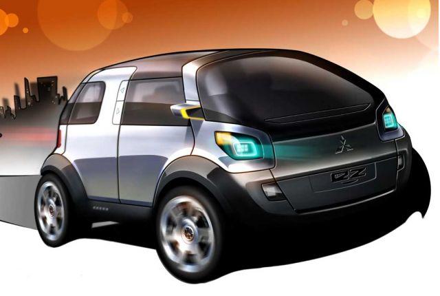 2006 Mitsubishi EZ-MIEV