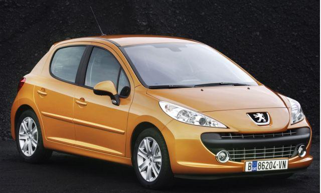 2006 Peugeot 2007