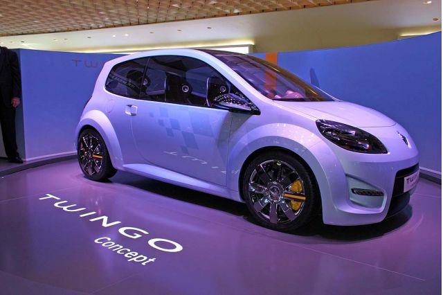 2006 Renault Twingo concept