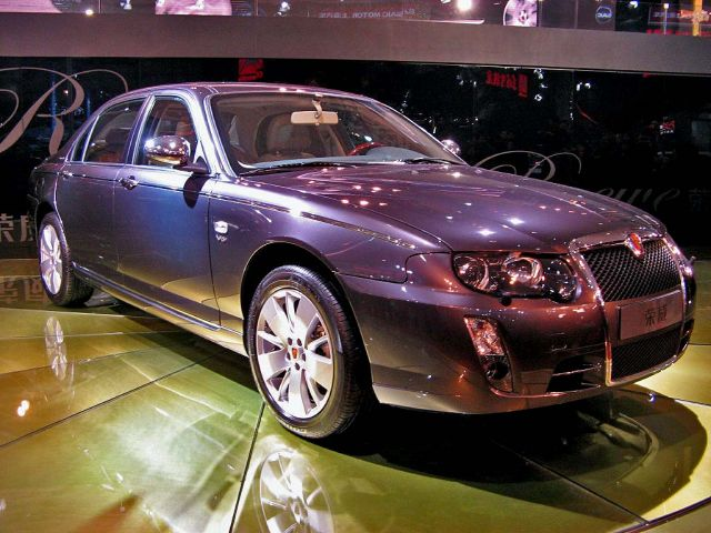 2006 Roewe 750