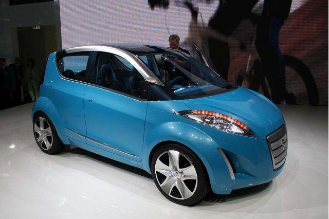 2006 Suzuki Splash concept