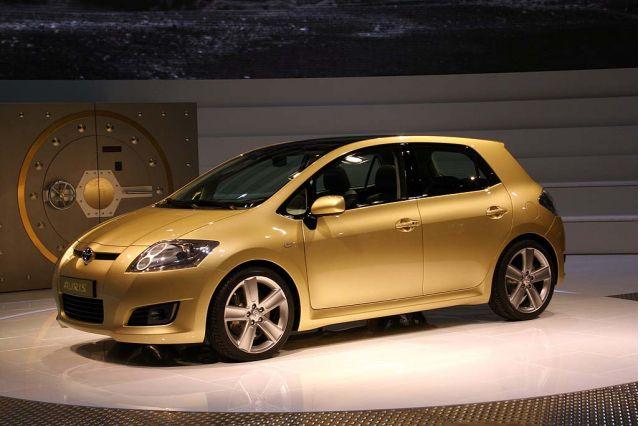 2006 Toyota Auris concept