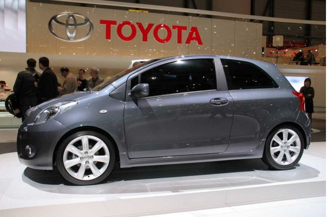2006 Toyota Yaris T-Sport concept