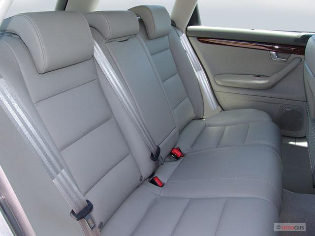 Image: 2007 Audi A4 2007 5dr Wagon Auto 3.2L quattro Rear ...