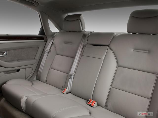 Image: 2007 Audi A8 4-door Sedan Rear Seats, size: 640 x ...