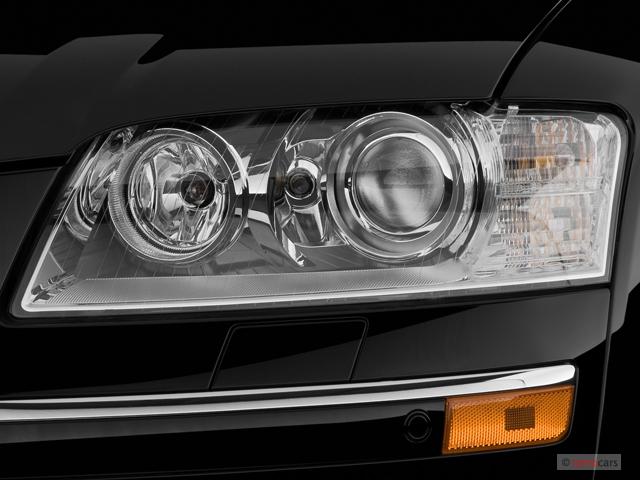 Audi A8 Headlights : Image audi a l door sedan headlight size