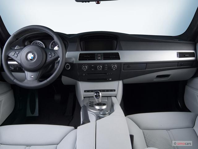 Image 2007 Bmw 5 Series 4 Door Sedan M5 Dashboard Size 640 X 480 Type Gif Posted On