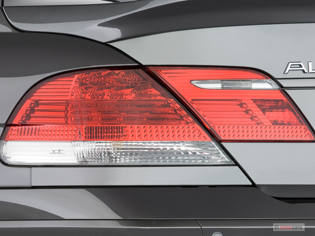 Image 2007 Bmw 7 Series 4 Door Sedan Alpina B7 Tail Light