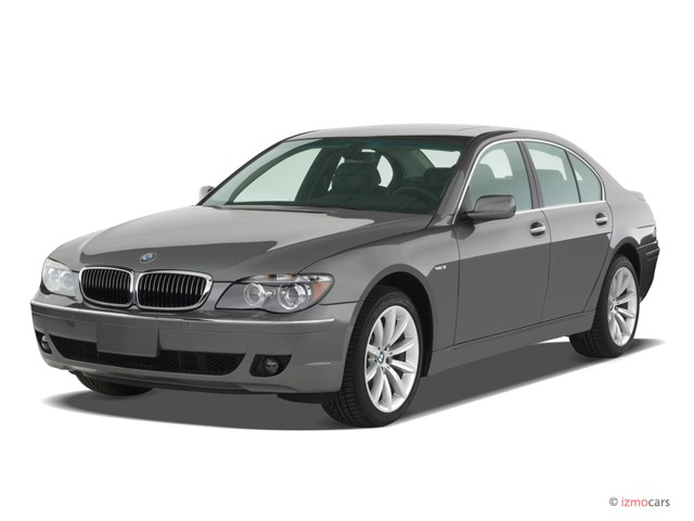 2007 BMW 7-Series 4dr Sdn exterior front upper left