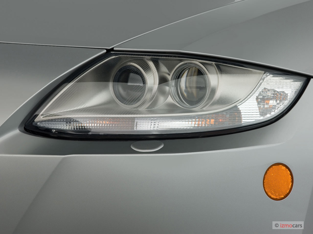 Image 2007 Bmw Z4 Series 2 Door Roadster M Headlight Size 640 X 480 Type Gif Posted On