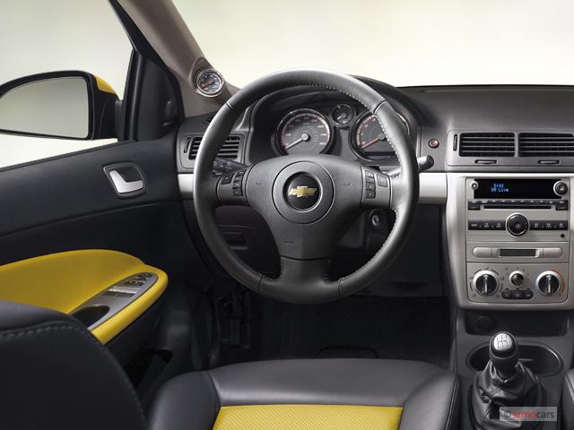 2010 Chevy Equinox Oil Type >> Image: 2007 Chevrolet Cobalt 2-door Coupe LS Steering ...