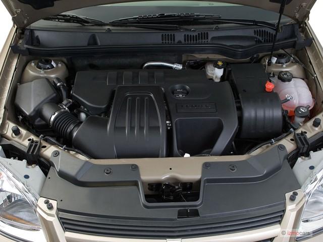 image 2007 chevrolet cobalt 4 door sedan ls engine size. Black Bedroom Furniture Sets. Home Design Ideas