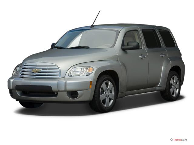 2007 Chevrolet HHR 2WD 4-door LS Angular Front Exterior View