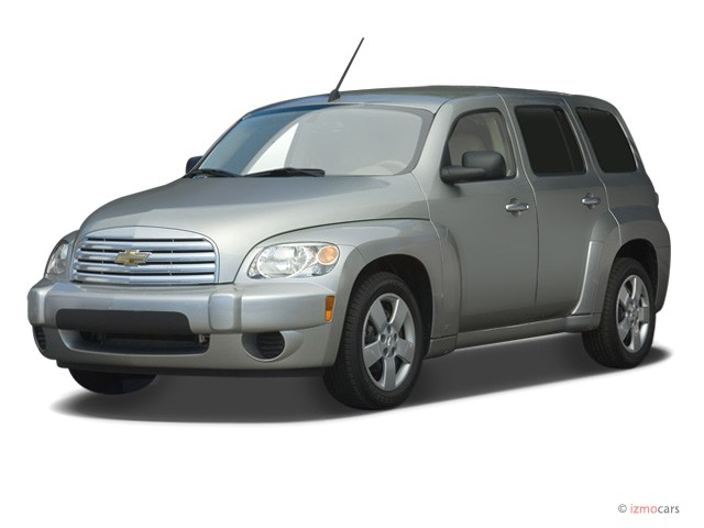 2007 Chevrolet HHR 2WD 4-door LS Angular Front Exterior View