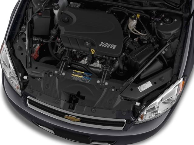 2010 Chevrolet Impala 4-door Sedan LS Engine