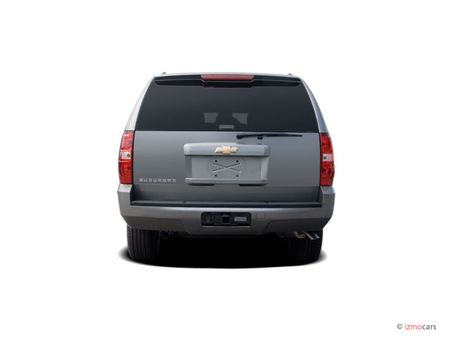 Image: 2007 Chevrolet Suburban 2WD 4-door 1500 LT Rear ...