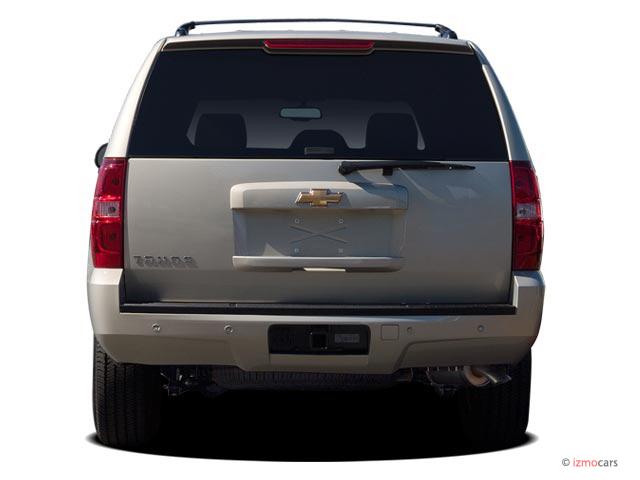 Image: 2007 Chevrolet Tahoe 2WD 4-door 1500 LT Rear ...