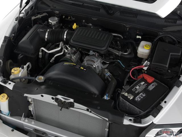 Image 2007 Dodge Dakota 2wd Quad Cab 131 Slt Engine