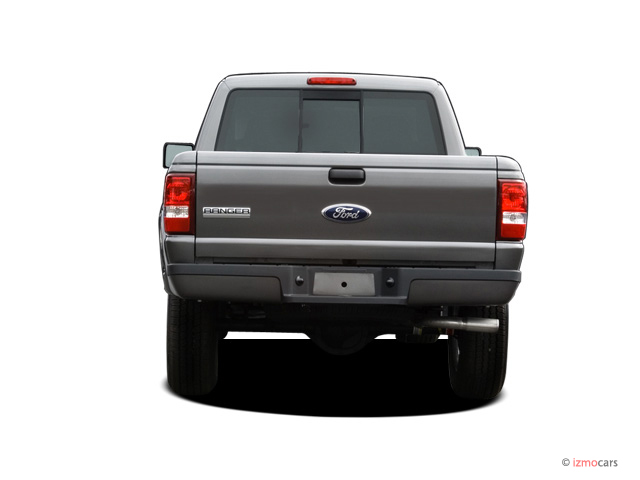 Image 2007 ford ranger 2wd 2 door supercab 126 sport for 1999 ford ranger rear window