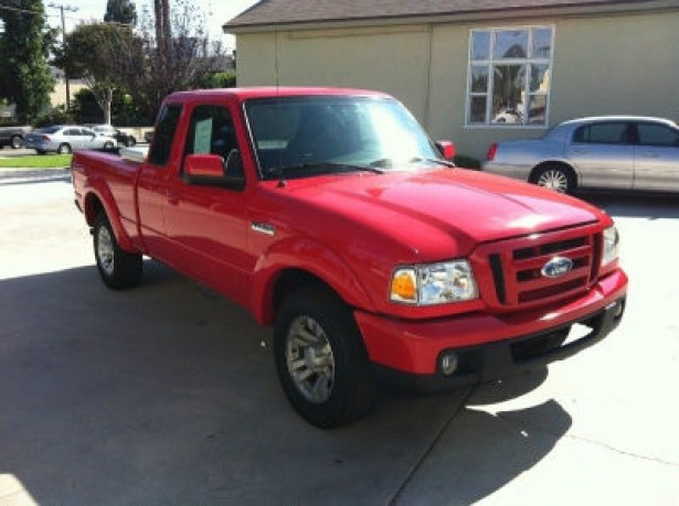 2007 Ford Ranger used car