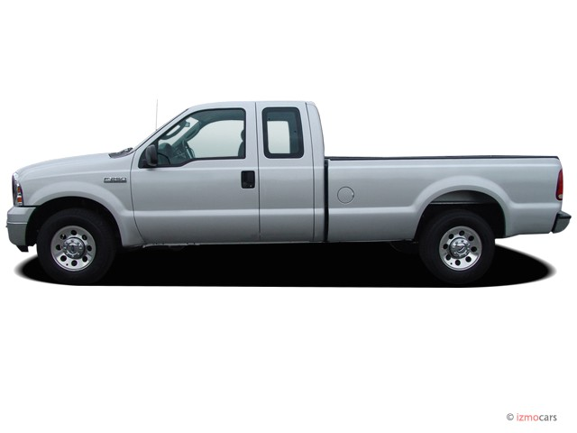 Image 2007 Ford Super Duty F 250 2wd Supercab 142 Quot Xlt